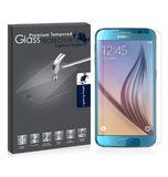 SAMSUNG GALAXY S6 PREMIUM TEMPERED GLASS SCREEN PROTECTOR 9H | LK