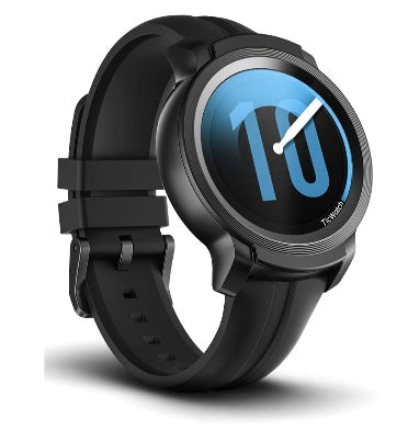 TICWATCH E2 WATERPROOF SMARTWATCH SHADOW BLACK