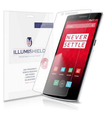 ONEPLUS ONE SCREEN PROTECTOR HD 3PACK | ILLUMISHIELD