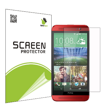 HTC ONE E8 SCREEN PROTECTOR HD 3PACK