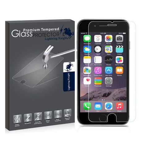 IPHONE 6S PREMIUM TEMPERED GLASS SCREEN PROTECTOR 9H | LK