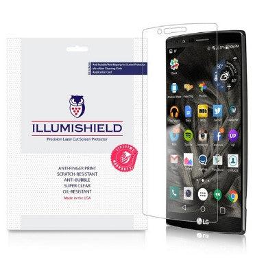 LG G4 SCREEN PROTECTOR HD 3PACK | ILLUMISHIELD