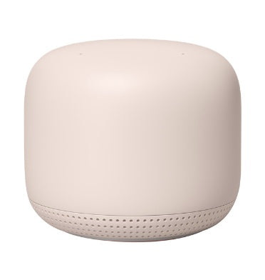 GOOGLE NEST WI-FI HOME ROUTER & POINT SAND (2019)