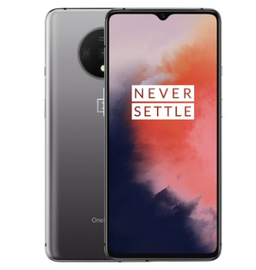 ONEPLUS 7T 128GB/8GB DUAL SIM FROSTED SILVER
