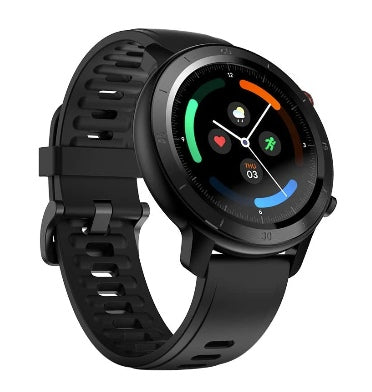 TICWATCH GTX SMARTWATCH SHADOW BLACK (2020)
