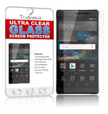 HUAWEI P8 PREMIUM TEMPERED GLASS SCREEN PROTECTOR 9H | TRU SHIELD