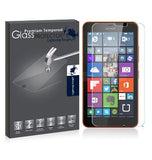 MICROSOFT LUMIA 640 XL PREMIUM TEMPERED GLASS SCREEN PROTECTOR 9H | LK