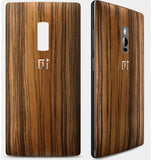 ONEPLUS 2 STYLESWAP COVER ROSEWOOD