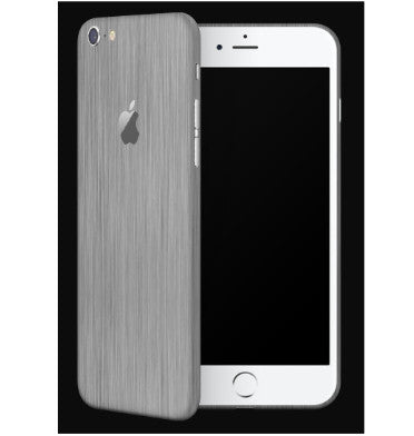 IPHONE 6 PLUS PREMIUM 3M CARBON FIBRE FULL BACK SKIN TITANIUM | DBRAND