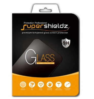 APPLE IPAD MINI 4 TEMPERED GLASS SCREEN PROTECTOR 9H | SUPERSHIELDZ