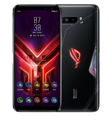 ASUS ROG PHONE 3 128GB/12GB DUAL SIM ELITE EDITION BLACK