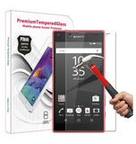 SONY XPERIA Z5 PREMIUM TEMPERED GLASS SCREEN PROTECTOR 9H | PTHINK
