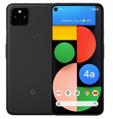 GOOGLE PIXEL 4A 5G 128GB JUST BLACK