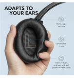 ANKER SOUNDCORE LIFE Q20 HYBRID ACTIVE NOISE CANCELLING WIRELESS HEADPHONES BLACK