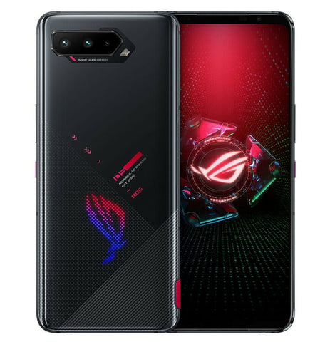 ASUS ROG PHONE 5 128GB/12GB DUAL SIM PHANTOM BLACK