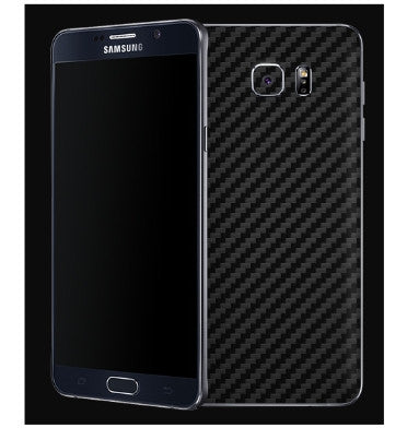SAMSUNG GALAXY NOTE 5 PREMIUM 3M CARBON FIBRE BACK SKIN BLACK CARBON | DBRAND
