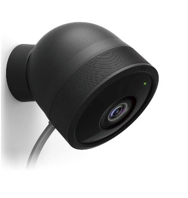 GOOGLE NEST CAM OUTDOOR SILICONE PROTECTIVE COVER BLACK