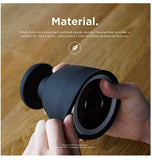 GOOGLE NEST CAM IQ OUTDOOR SILICONE PROTECTIVE COVER BLACK