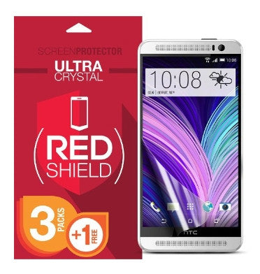 HTC ONE M8 SCREEN PROTECTOR HD 3PACK | REDSHIELD