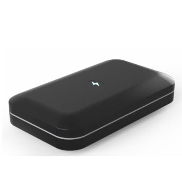 PHONESOAP 3 UV SMARTPHONE SANITIZER & UNIVERSAL CHARGER BLACK