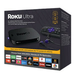 ROKU ULTRA 4K/HDR UHD STREAMING MEDIA PLAYER 4660R (2017)