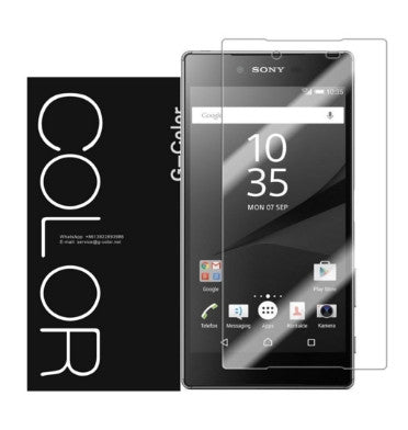 SONY XPERIA Z5 TEMPERED GLASS SCREEN PROTECTOR FRONT&BACK | G-COLOR