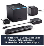 AMAZON FIRE TV CUBE STREAMING MEDIA PLAYER 4K ULTRA HD