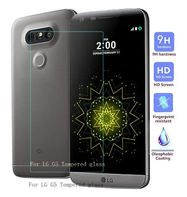 LG G5 PREMIUM TEMPERED GLASS SCREEN PROTECTOR 9H | PLESON