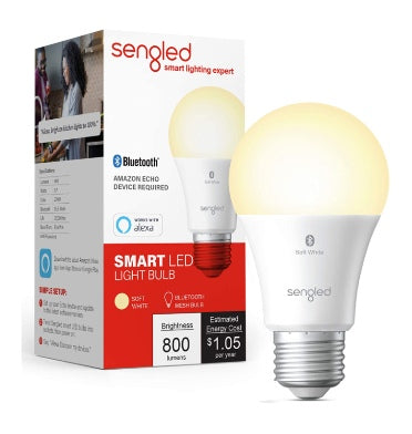 SENGLED SMART LED LIGHT BULB SOFT WHITE
