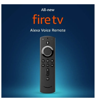 AMAZON ALEXA VOICE REMOTE (2018)