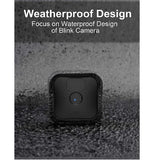 BLINK XT3 CAMERA SILICONE SKIN COVER BLACK 3PK
