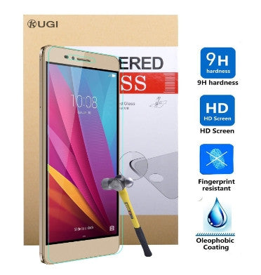 HUAWEI HONOR 5X PREMIUM TEMPERED GLASS SCREEN PROTECTOR 9H | KUGI