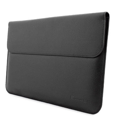 MICROSOFT SURFACE PRO PREMIUM PU LEATHER SLEEVE COVER BLACK | SNUGG