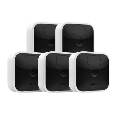 BLINK XT3 INDOOR SMART SECURITY CAMERA 5PK