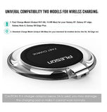 FAST CHARGE QI WIRELESS CHARGER | PLESON