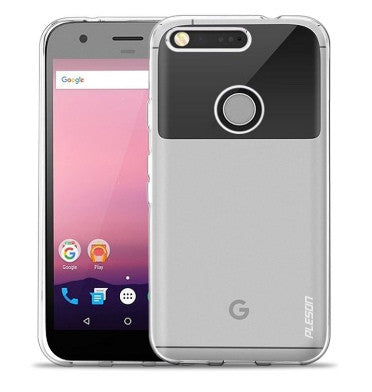 GOOGLE PIXEL ULTRA SLIM CASE CRYSTAL CLEAR | PLESON
