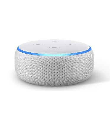 AMAZON ECHO DOT (2018) SANDSTONE