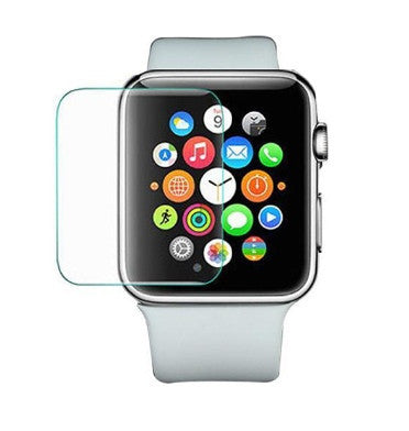 APPLE WATCH 42MM CLEAR TEMPERED GLASS SCREEN PROTECTOR | BLOOPRO