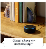 AMAZON ECHO DOT (2018) HEATHER GRAY