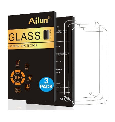 MOTO G PLAY 4TH GEN PREMIUM TEMPERED GLASS SCREEN PROTECTOR 9H 3PK | AILUN