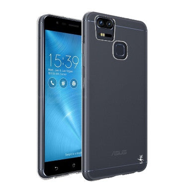 ASUS ZENFONE 3 ZOOM ULTRA SLIM FIT TPU CASE CLEAR | LK