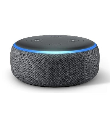 AMAZON ECHO DOT (2018) CHARCOAL