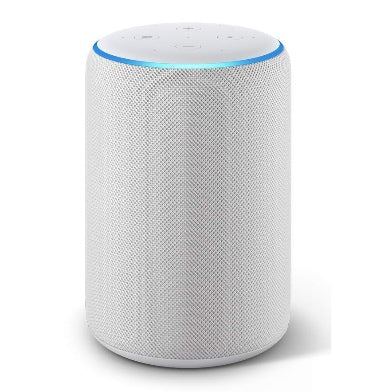 AMAZON ECHO PLUS (2018) WITH BUILT-IN SMART HUB SANDSTONE