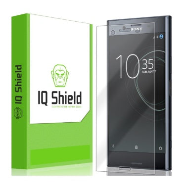SONY XPERIA XZ PREMIUM LIQUID SKIN SCREEN PROTECTOR | IQ SHIELD
