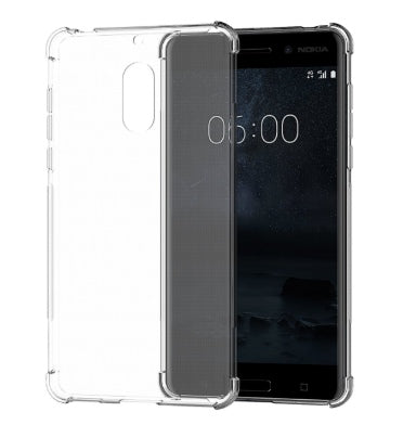 NOKIA 6 SLIM TPU CASE CRYSTAL CLEAR 2PK | SPARIN