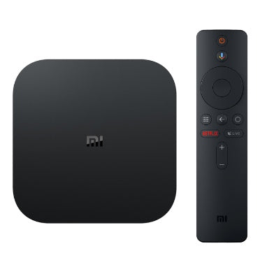 XIAOMI MI BOX S (2018) 4K/HDR ANDROID TV