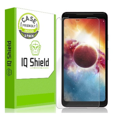 GOOGLE PIXEL 2 XL LIQUID SKIN SCREEN PROTECTOR 2PK | IQ SHIELD