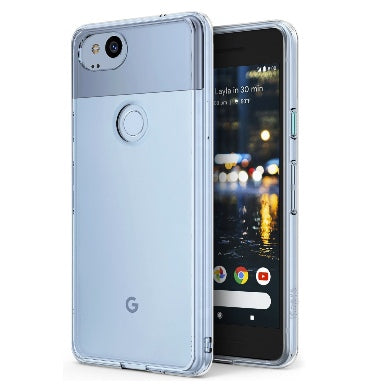 GOOGLE PIXEL 2 PREMIUM FUSION CASE CRYSTAL CLEAR | RINGKE