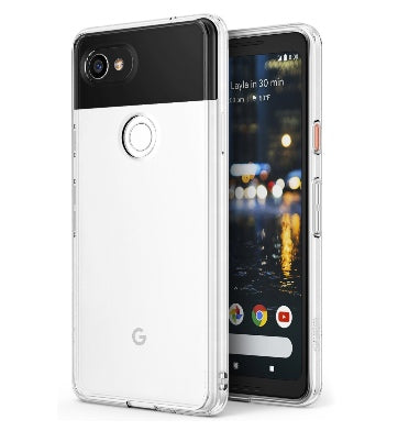 GOOGLE PIXEL 2 XL PREMIUM FUSION CASE CRYSTAL CLEAR | RINGKE