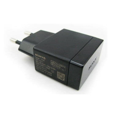 SONY ORIGINAL 5V/1.5A USB CHARGER BLACK